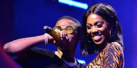 News] What Wizkid and Tiwa Savage do in secret finally